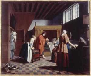 De arts als Christus