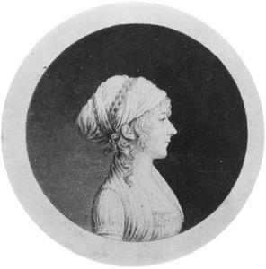 Portret van Anna Catharina Wilhelmina van Hogendorp (1766-1802)
