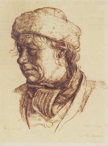 Portret van Lars Gaihede