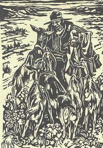 Provençaalsche herder