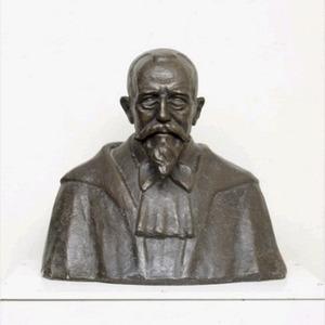 Portret van H. (Hector) Treub (1856-1920)