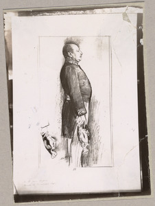 Portret van Hendrik Goeman Borgesius (1847-1917)
