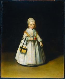 Portret van Helena van der Schalcke (1646-1671)