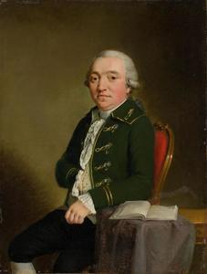 Portret van Jacob Alewijn (1756-1789)