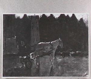 Damrak, Oostzijde