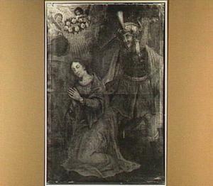 Het martelaarschap van de H. Barbara