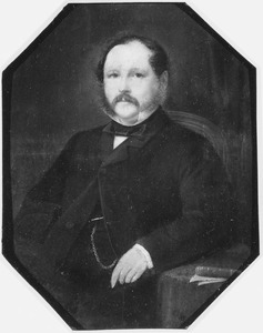 Portret van Frederik Jacob Willem baron van Pallandt (1825-1888)