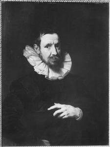 Portret van Jan Brueghel I (1568-1625)