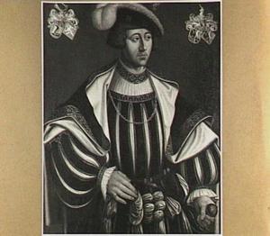 Portret van Douwe van Botnia