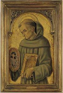 De H. Bernardinus van Siena