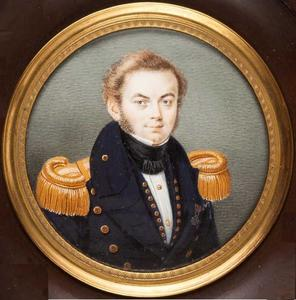 Portret van Jan Anne van Lycklama à Nijeholt (1842-1906)