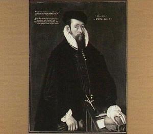 Portret van Thomas Pead (1539-1614)