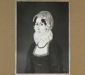 Portret van Clara Margaretha Elias (1793-1821)