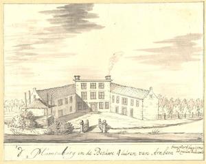 Huis Plumenburg in de Betuwe