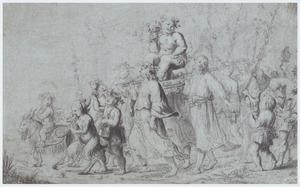 Triomftocht van Bacchus