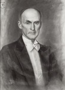 Portret van Willem Constant van Randwijck (1887-1983)