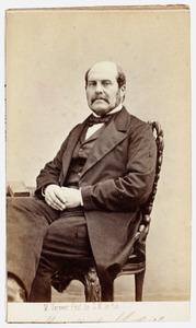 Portret van Henri van der Hoeven (1843-1924)
