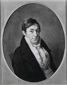 Portret van Cornelius Johannes de Bruyn Kops (1791-1858)