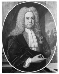 Portret van Anthony Thierens (1679-1741)