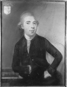 Portret van Jan David Pichot (1752-1808)