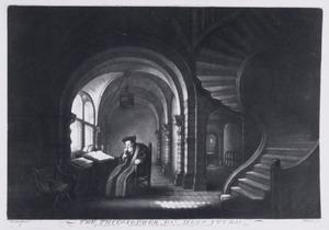 The Philosopher in Deep Study