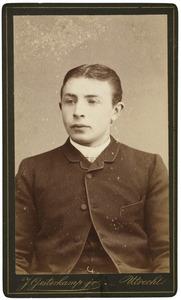 Portret van Dirk de Leur