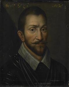 Portret van François de la Noue (1531-1591)