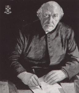Portret van H.M.J.A. Finke