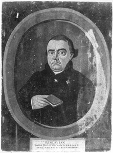 Portret van Bernarus Josef Gerving (1782-1842)