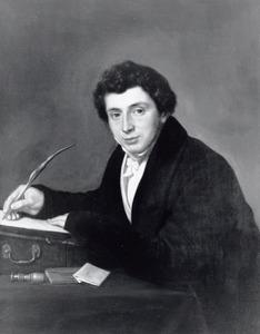Portret van Jacobus Cornelis van der Breggen Paauw (1797-1830)