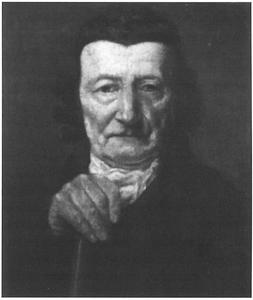 Portret van Antonie Daniel Prudhomme (1745-1826)