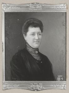 Portret van Rolina Maria van Holthe tot Echten (1857-1905)
