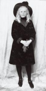 Portret van Johanna Louise Bletz (1903-1978)