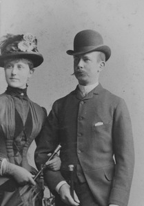 Portret van Joan Roell (1844-1914)