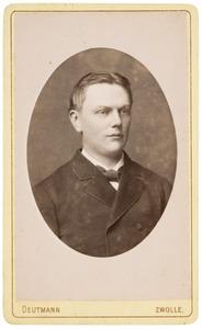 Portret van Samuel Johan van Pallandt (1843-1890)