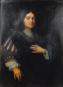 Portret van Diederik Hoeufft (1610-1688)