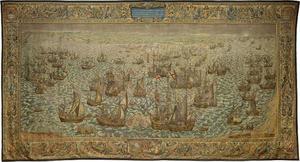 Slag bij Rammekens in april 1573