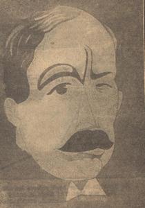 Portret van Herman Adriaan van Karnebeek (1874-1942)