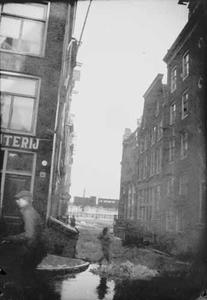 Gezicht op de Buiten Wieringerstraat
