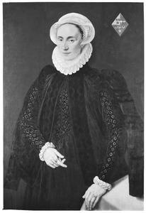 Portret van Marguerite le Prince