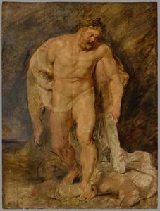 Hercules als de overwinnaar van Discordia