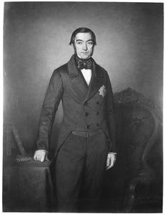 Portret van Jacob Mattheus de Kempenaer (1793-1870)