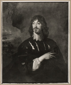 Portret van Henry Percy, Baron Percy of Alnwick (?-1659)