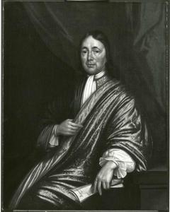 Portret van dr. Henricus Popta