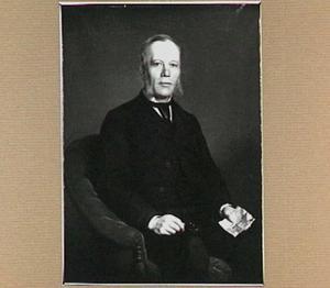 Portret van Cornelis Prins (1830-1902)