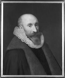 Portret van Johan Persijn (?-1632)