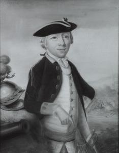 Portret van Gerhard Wilhelm Muller (1724-1806)