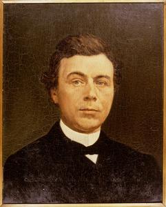 Portret van Gerhardus Adrianus Conijn (1828-1893)