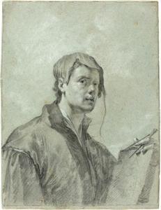 Zelfportret van Willem Drost (1633-1659)
