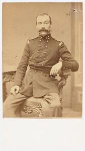 Portret van Riethagen